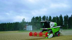 Foto de El mercado español de cosechadoras nuevas: Claas