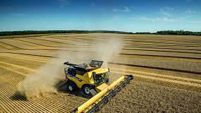 Foto de El mercado español de cosechadoras nuevas: New Holland