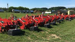 Foto de Ovlac aprovecha su agilidad productiva y entrega 30 máquinas en el viñedo más grande de Francia
