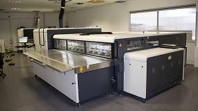 Foto de Ability Diseño Gráfico mejora su calidad de impresión y aumenta la productividad con la prensa industrial HP Scitex 11000