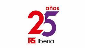 Foto de RS components cumple 25 años en España y Portugal