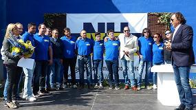 Foto de Naudín e Hijos, concesionario oficial New Holland, festeja su 25 Aniversario