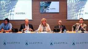 Foto de Grandes compañías españolas constituyen el consorcio Alastria para desarrollar el ecosistema blockchain en España