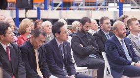 Foto de Egasca confirma su consolidación e inaugura su nueva sede