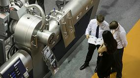 Foto de Equiplast refleja la reactivación económica con un aumento de las ventas de maquinaria