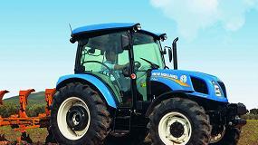 Foto de New Holland expone en Agritechnica novedades que atienden a las demandas del mercado