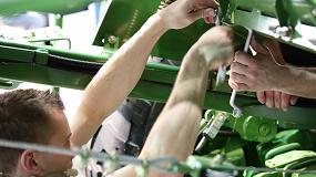 Foto de Agritechnica vuelve a reservar un espacio al mantenimiento y reparación de maquinaria