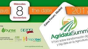 Foto de La ministra García Tejerina inaugurará Agridata Summit, foro sobre transformación digital y 'Big Data' en agricultura