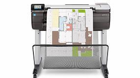 Foto de HP lanza la impresora multifunción HP DesignJet T830 de 24 pulgadas