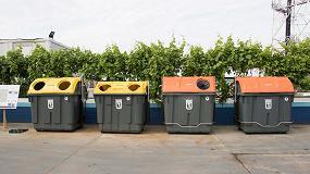 Foto de Ya en marcha la instalación de 3.000 nuevos contenedores de Contenur en Madrid
