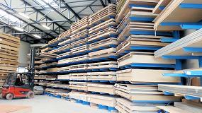 Foto de Ohra consigue con sus estanterías una eficiente superficie de almacenamiento en Lunit
