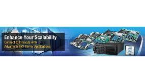 Foto de Advantech presenta la serie completa ASMB de placas Intel Xeon Scalable para servidores