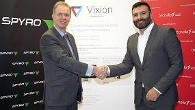 Foto de Nace Vixion, para el desarrollo y comercialización de soluciones de Industria 4.0