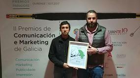 Foto de Clickfer recibe el primer premio a la mejor creatividad audiovisual de Galicia