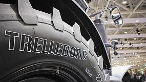 Foto de Valtra es la primera marca que permite personalizar los neumáticos Trelleborg de sus tractores