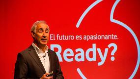 Foto de Vodafone, los ingresos por servicio crecen un 3,6% hasta los 2.326 millones de euros