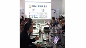 Foto de Control Integral presenta sus novedades en Unifersa