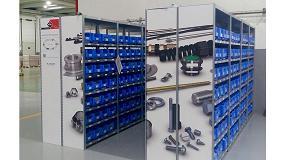 Foto de Germans Boada reduce un 30% su stock medio con la implantación de Smart Factory Logistics de Bossard