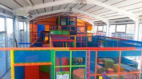 Foto de Icolandia instala un nuevo parque infantil de interior en Benidorm