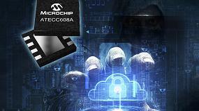 Foto de CryptoAuthentication de Microchip permite proteger la propiedad intelectual e instalar sistemas conectados con seguridad