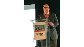 Foto de Barcelona acoge con éxito la convención de distribuidores de Potain para toda Europa y África