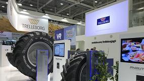 Foto de Trelleborg Wheel Systems ha invertido 1.670 millones de euros en la última década