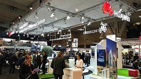 """Foto de Huawei presentó en SCEWC un nuevo centro de operaciones inteligente """"para la audiencia mundial"""""""