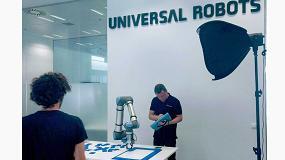 Foto de Universal Robots y Sick se alían para innovar en robótica colaborativa en España