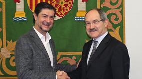 Foto de Acuerdo de colaboración entre AMETIC y la FEMP