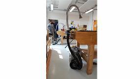 Picture of Llega la limpieza de humos a las aulas de formación