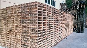 Foto de La fabricación y utilización de palés de madera en España creció en 2016