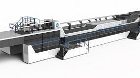 Foto de HP lanza la primera impresora HP PageWide C500 para impresión digital directa en envases corrugados