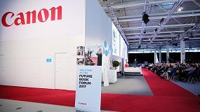 Foto de El evento Future Book Forum 2017 de Canon muestra un futuro de 'smart books' en el sector de la educación