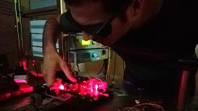 Foto de Nuevas fuentes de luz polarizada con aplicación en telecomunicaciones y sensores