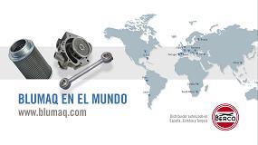 Foto de Blumaq amplía su red de distribución Berco