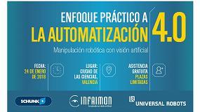 Foto de Valencia acoge una jornada sobre Automatización 4.0 a finales de enero