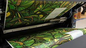 Foto de HP muestra en Heimtextil sus soluciones de impresión digital para el mundo de la decoración