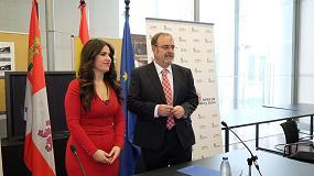 Foto de La Fundación Universidades de Castilla y León y la Universidad Europea Miguel de Cervantes colaboran en innovación educativa