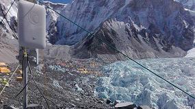 Foto de El 'internet extremo' llega al Everest