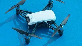 Foto de Tello, el nuevo drone recreativo y para educación