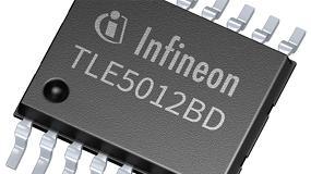 Foto de Sensor de ángulo de die dual con certificación AEC-Q100 de Infineon, ya en Rutronik