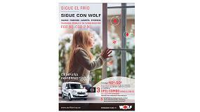 Foto de Campaña de Invierno 2018 de Wolf Ibérica