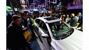 Foto de Intel muestra en CES 2018 el poder de los datos para impulsar la conducción autónoma