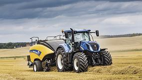 Foto de FIMA 2018: New Holland estrena implementos y tractores articulados e isodiamétricos