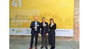 Foto de La Asociación Española de la Biomasa, Avebiom, revalida su representación en la dirección de la patronal europea del sector