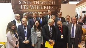 Foto de Grupo Cajamar promueve el enoturismo español