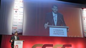 Foto de V edición del Congreso de Servicios Energéticos - Madrid, Mayo 2016