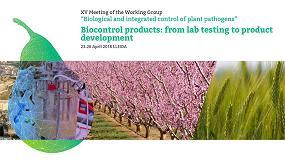Foto de El IRTA y la Universidad de Lleida organizan el XV congreso del Working Group 'Control biológico e integrado de los patógenos de las plantas'