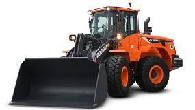 Foto de Doosan presenta la nueva cargadora de ruedas DL280-5