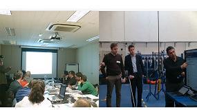 Foto de Éxito del curso organizado por Fiab sobre 'Instalaciones eficientes en industrias de alimentación y bebidas'